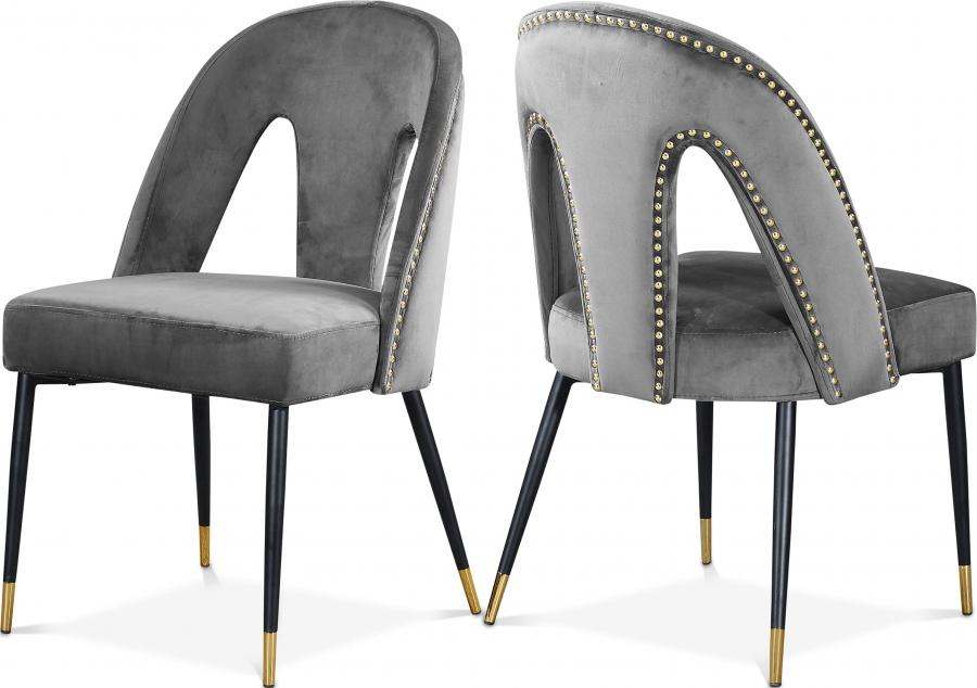 Meridian Akoya (set of 2) Dining Chair   Item# 11697